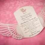 Invitatie botez inger