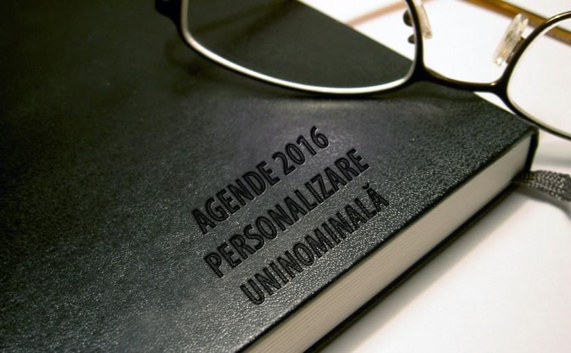 Agende 2016 personalizare uninominală- ce facem noi și nu fac ceilalți!